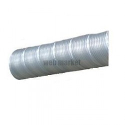 ATLANTIC CONDUIT FLEXIBLE GALVA 3M D125 - T 125 AF
