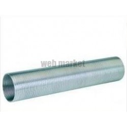 ATLANTIC CONDUIT FLEXIBLE ALU GAZ 3M D125 - T 125 SGC