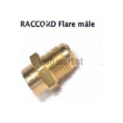 RACCORD FLARE 3/4 MALE - 3/4F A SOUDER