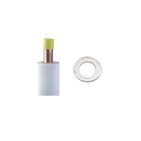 Couronne tube cu 5/8 isole pe blanc m1 08m
