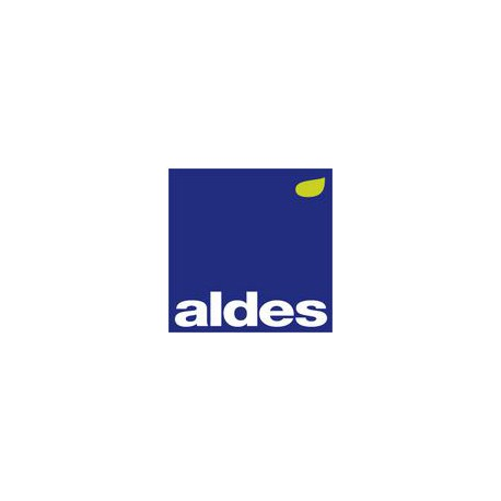 ALDES PLAQUE CARREE ECO. HELIONE 630MM